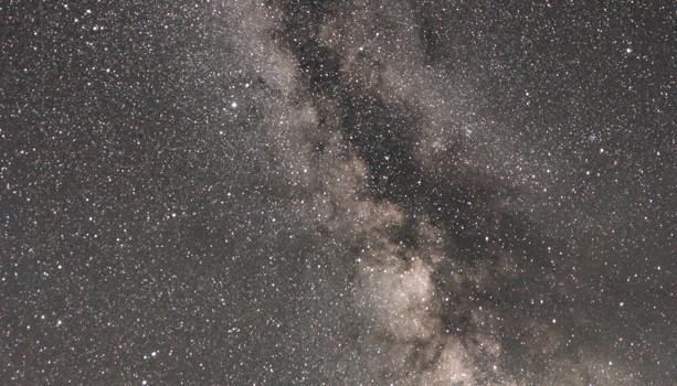Mt Washington Milky Way